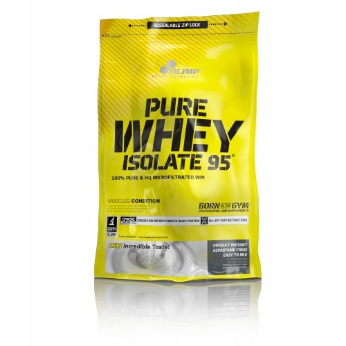 Olimp Pure Whey Isolate 95 (0,6kg czekolada)