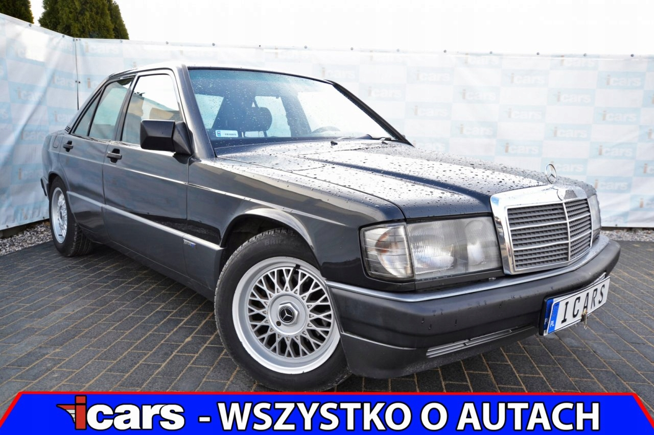 Mercedes 190 YOUNGTIMER 1.8 108KM Sportline Zadban