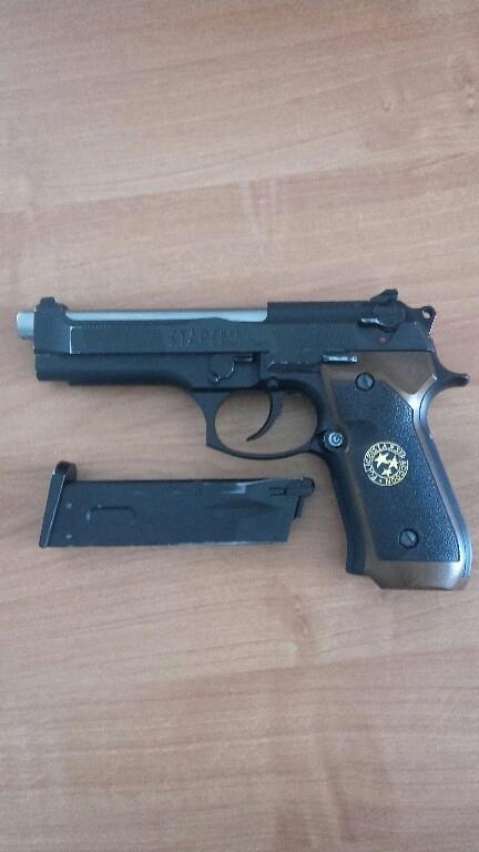 Beretta M9 / 92 f ASG RESIDENT EVIL / Samurai Edge