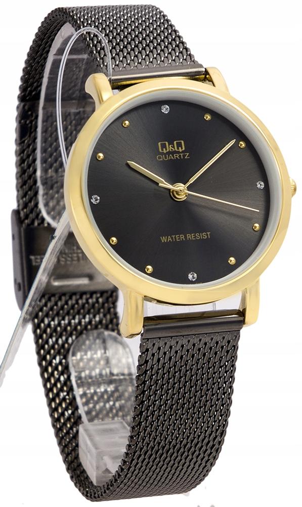 Stylowy Zegarek Q&Q - QA21-825 2L G