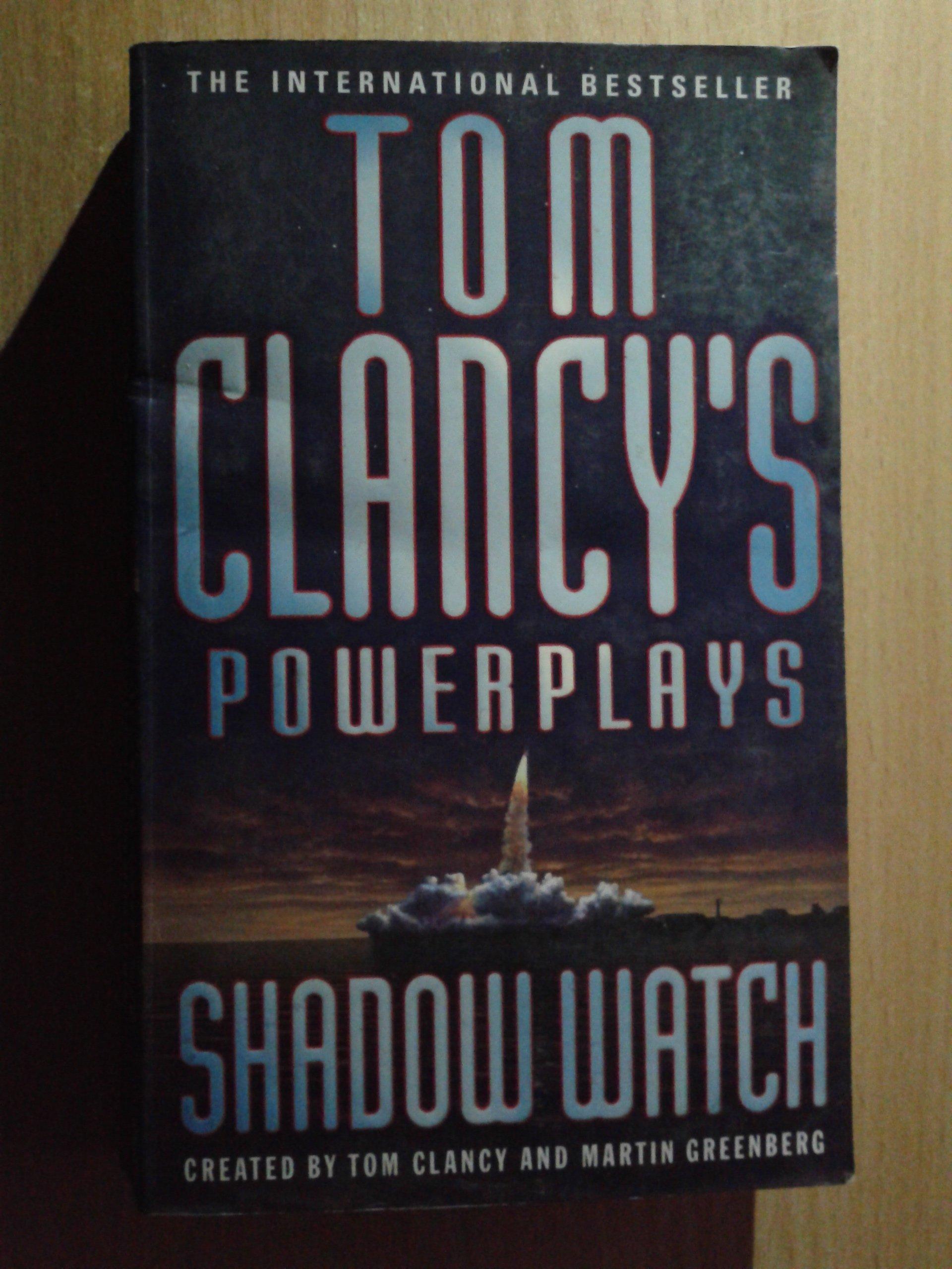 SHADOW WATCH TOM CLANCY