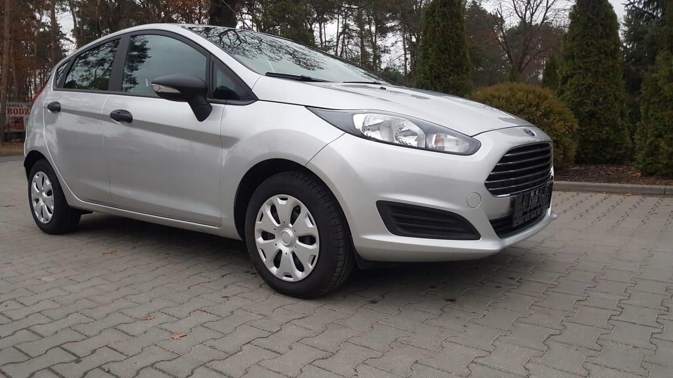 Ford Fiesta 1,25, 2015r,