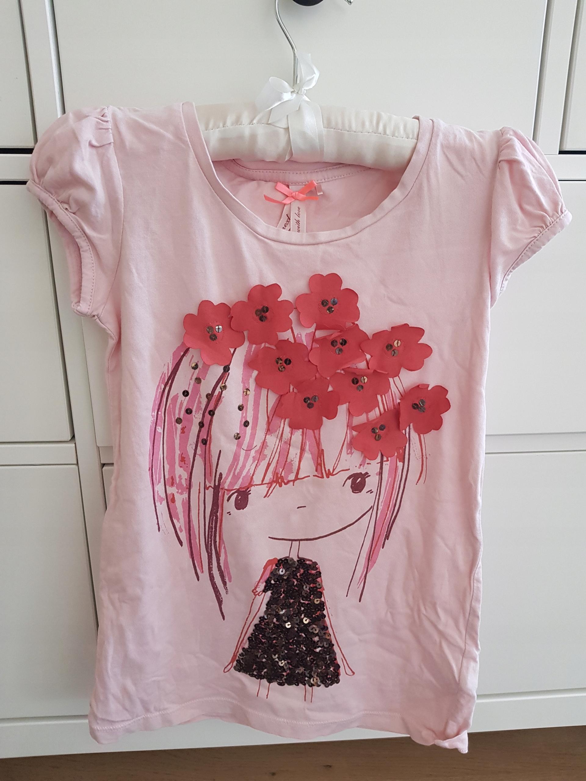 ::next:: bluzeczka z dziewczynką rozm 122