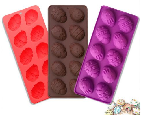 forma silikonowa czekolada PRALINY JAJKA JAJKO