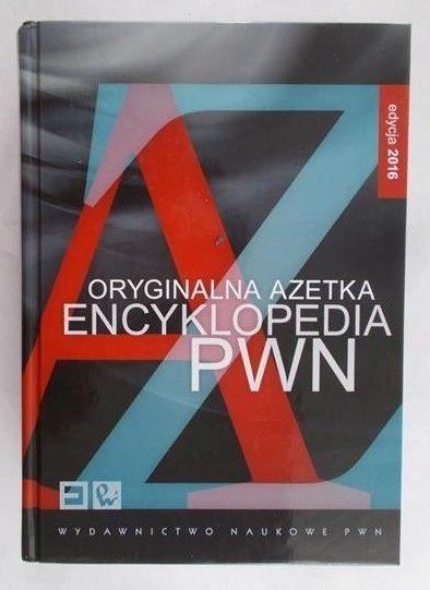 BOK1631 ORYGINALNA AZETKA ENCYKLOPEDIA PWN