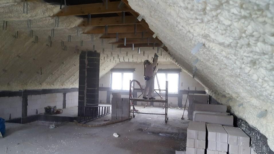 Izolacja Natryskowa, PUR, poddasza Dolnośląskie