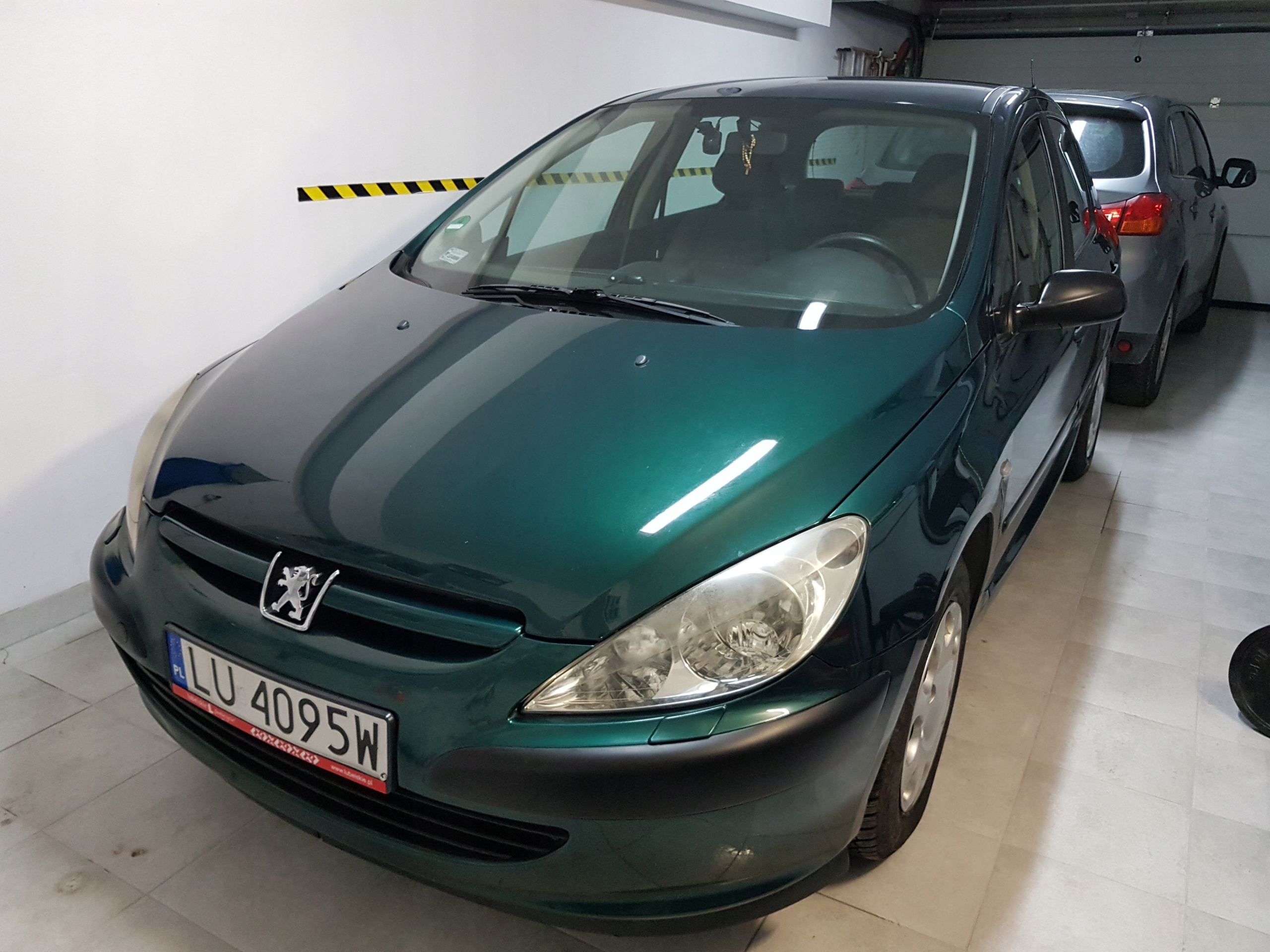 Peugeot 307 1,6 benzyna 5 drzwi