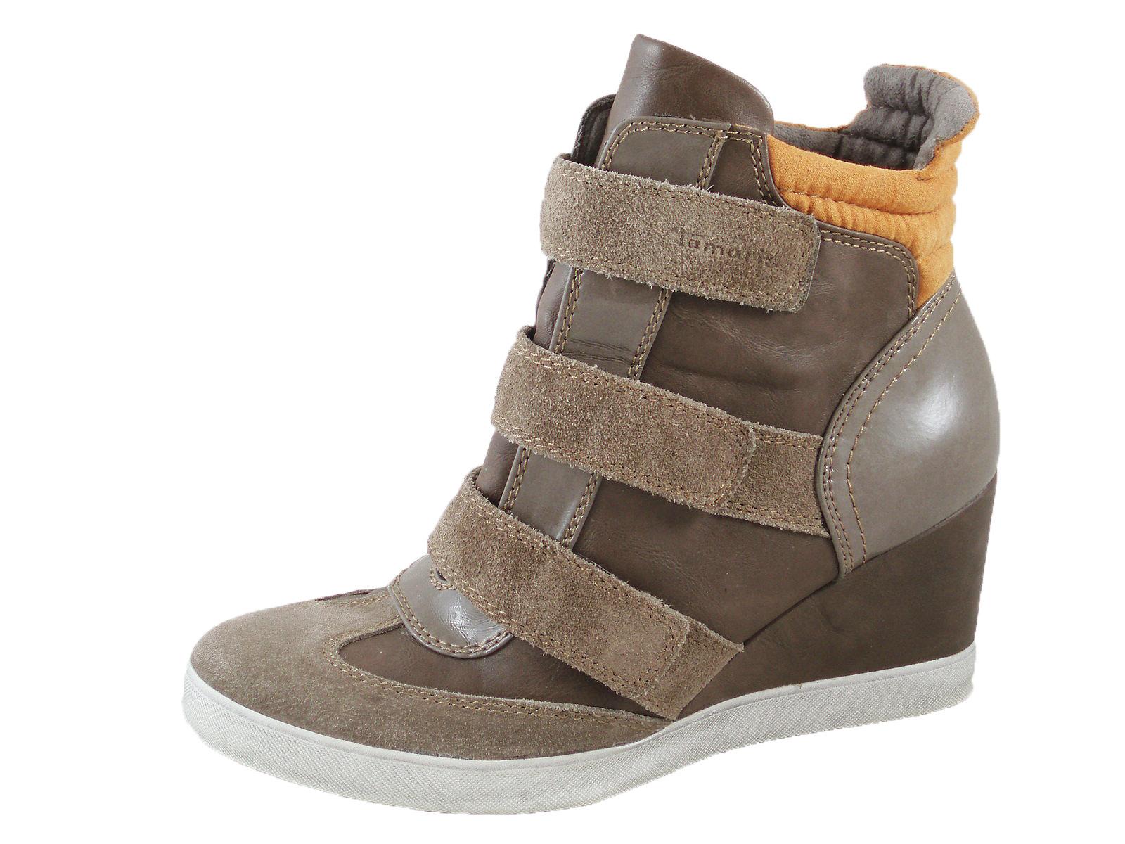 Sneakersy TAMARIS skóra r 40 - 25,5 cm a7321