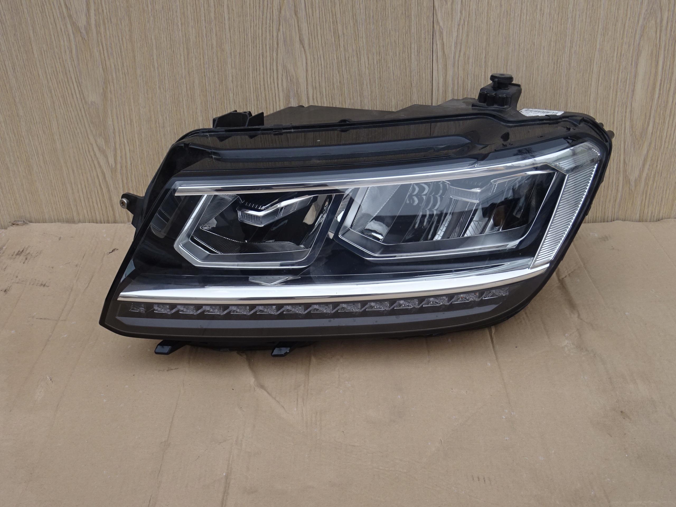 LAMPA PRZEDNIA LEWA VW TIGUAN FULL LED 5NB941035B