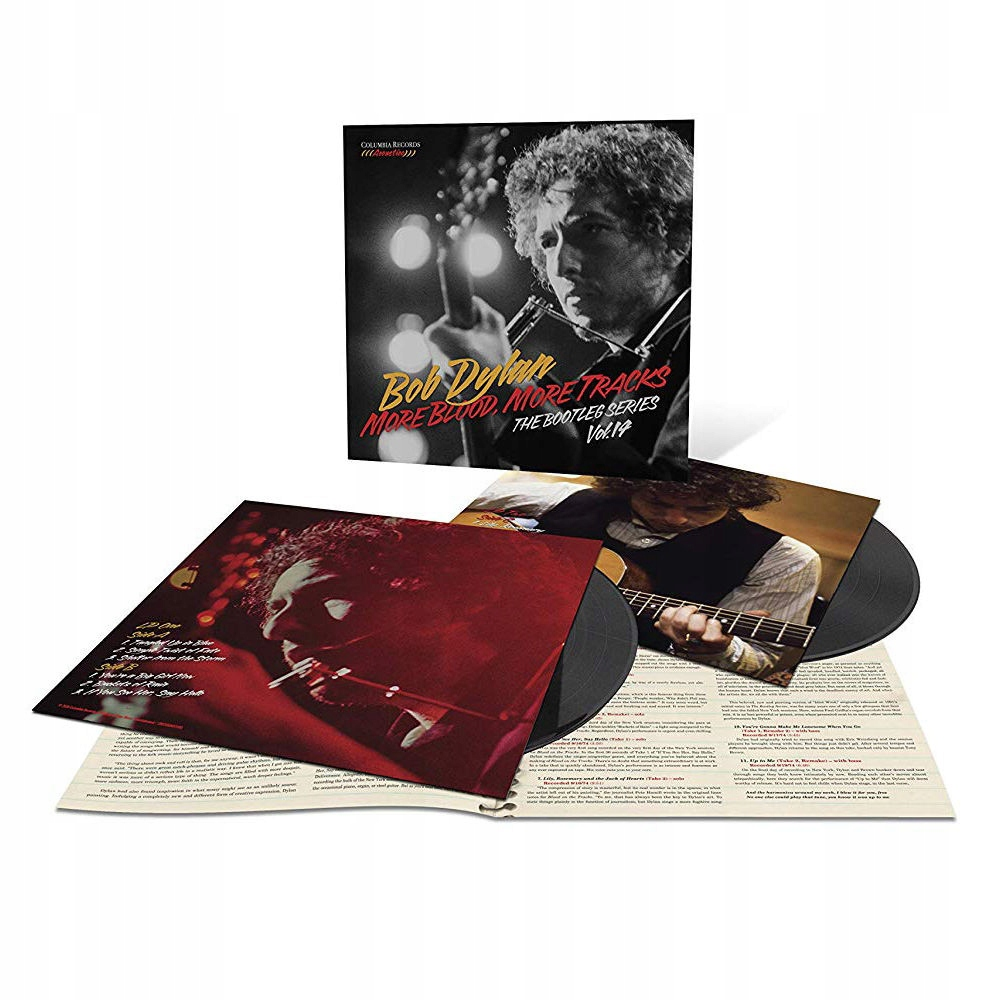 More Blood, More Tracks: The Bootleg Series 2lp