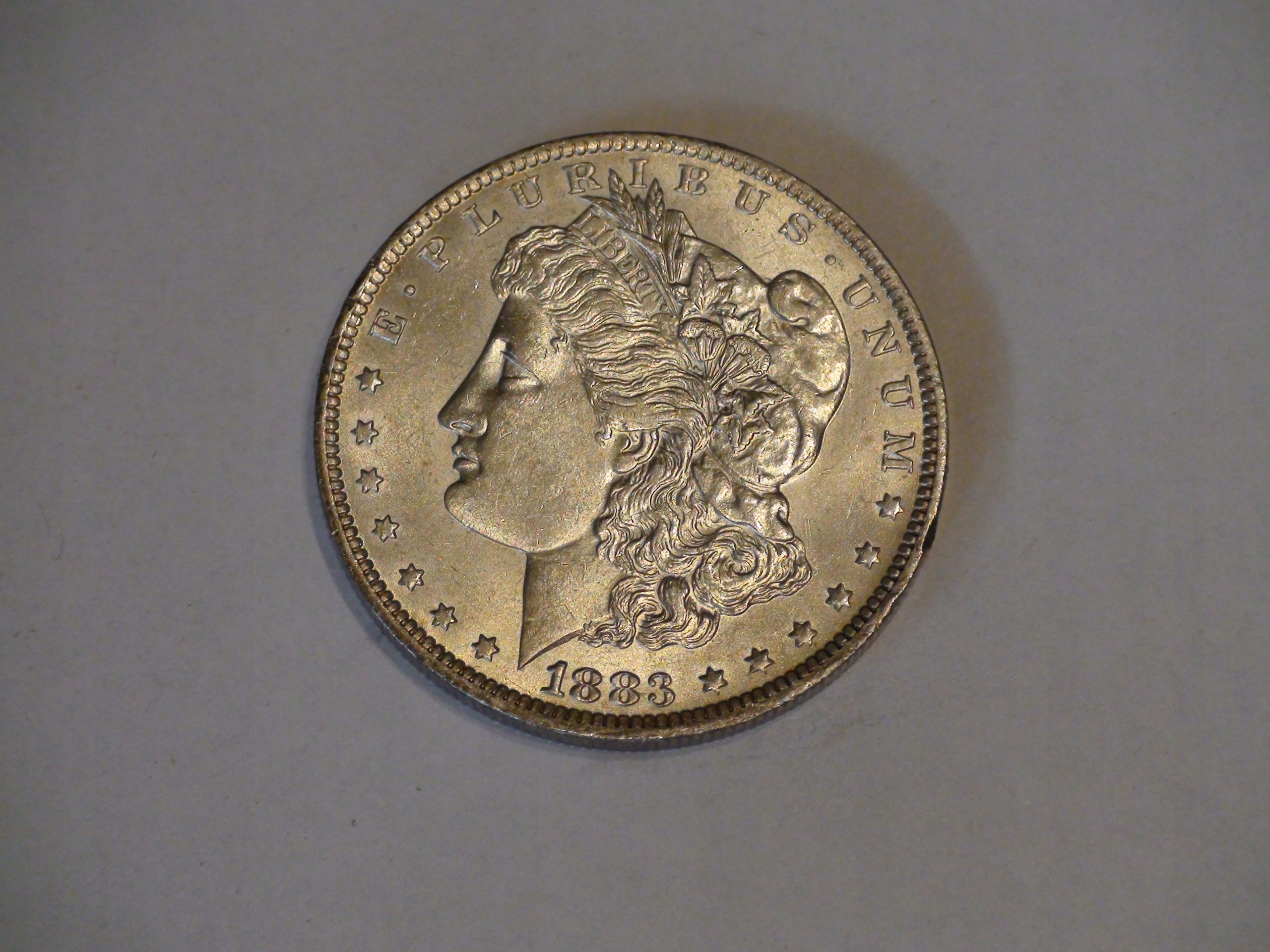 One Dollar Morgan 1883O