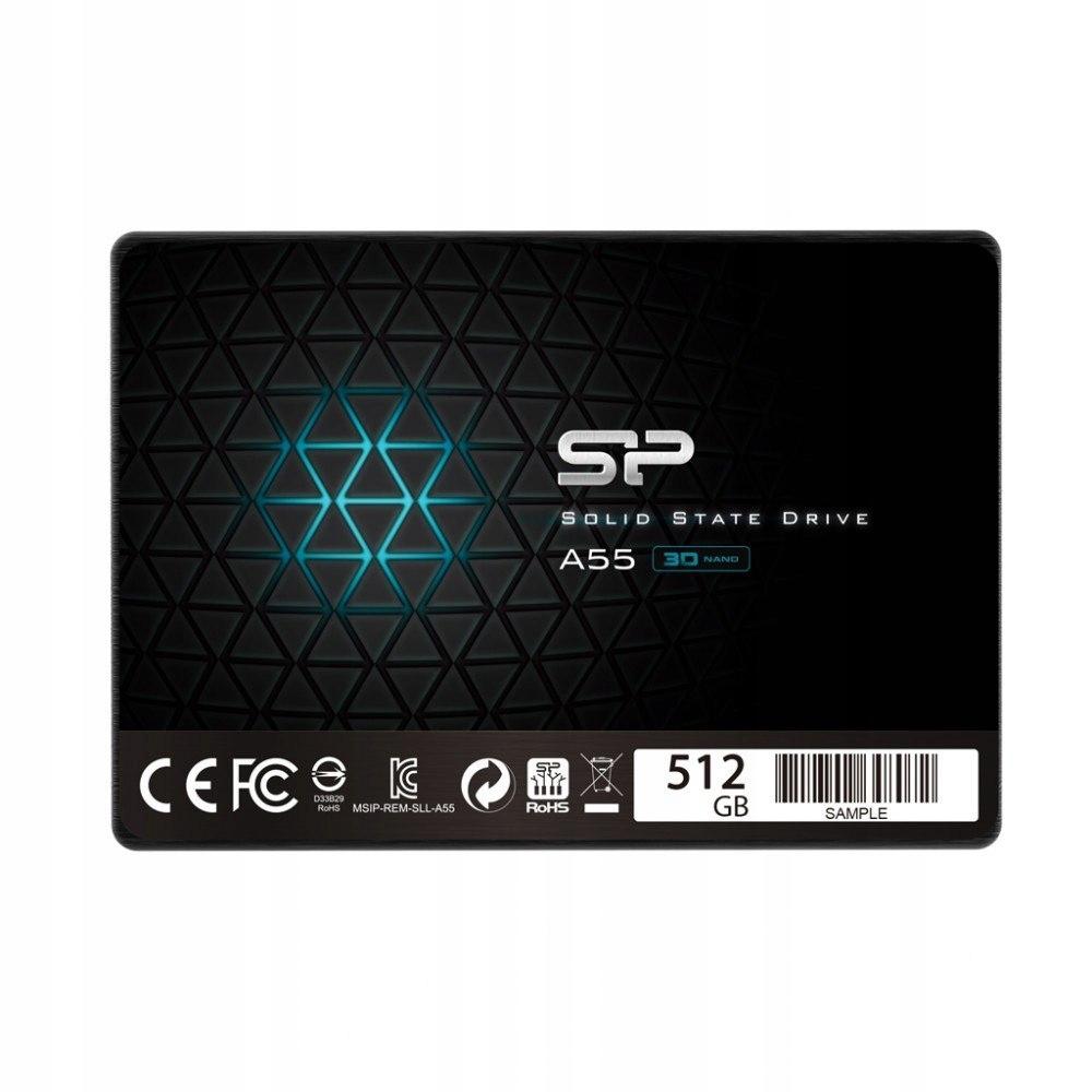 Dysk SSD Ace A55 512GB 3D TLC 2, 5 SATA3 560/530MB