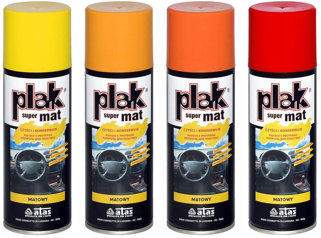 ATAS PLAK SUPER MAT MIX - 200 ml MATOWY MIX