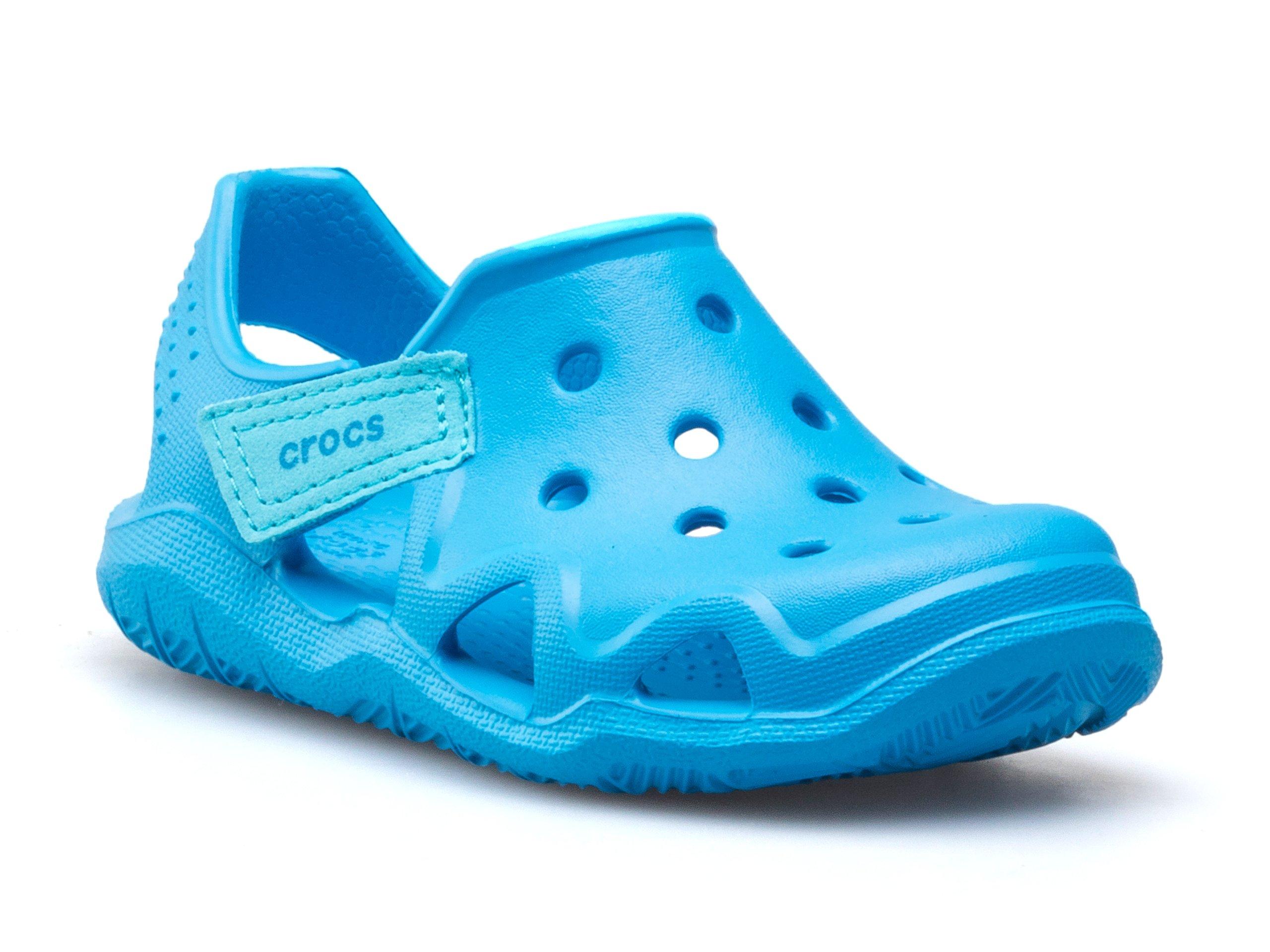Sandały Crocs Swiftwater Wave 204021-456 r. 24-25