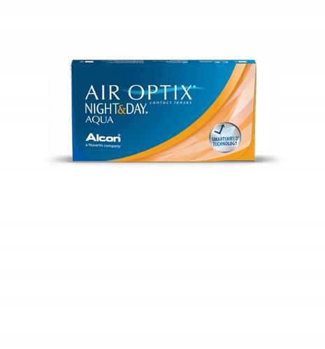 Air Optix Night & Day Aqua 6 sztuk