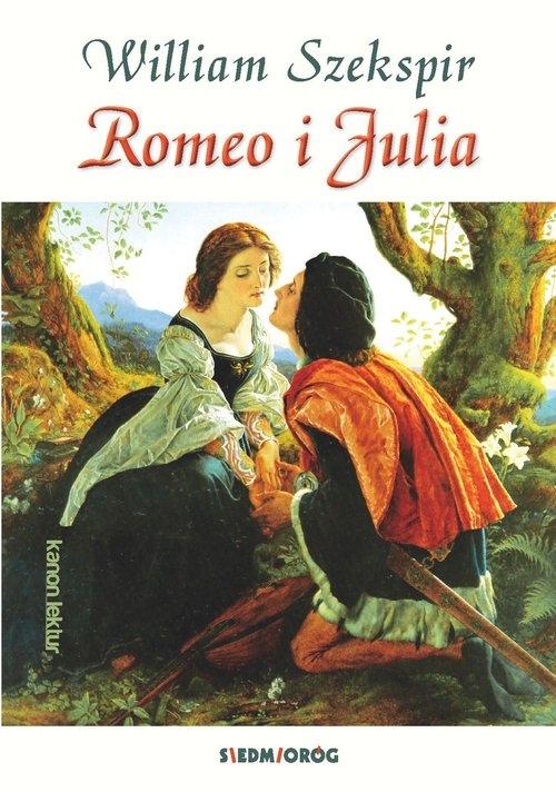 Romeo i Julia William Szekspir - 7516027666 - oficjalne