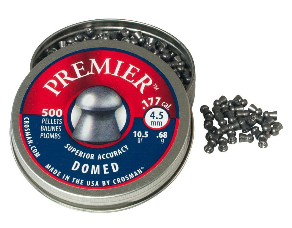 srut CROSMAN PREMIER DOMED 4,5 mm 500 szt 10,5 gr