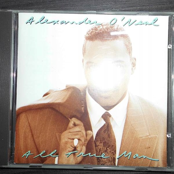 All True Man - Alexander O'Neal 465882 2 CD album