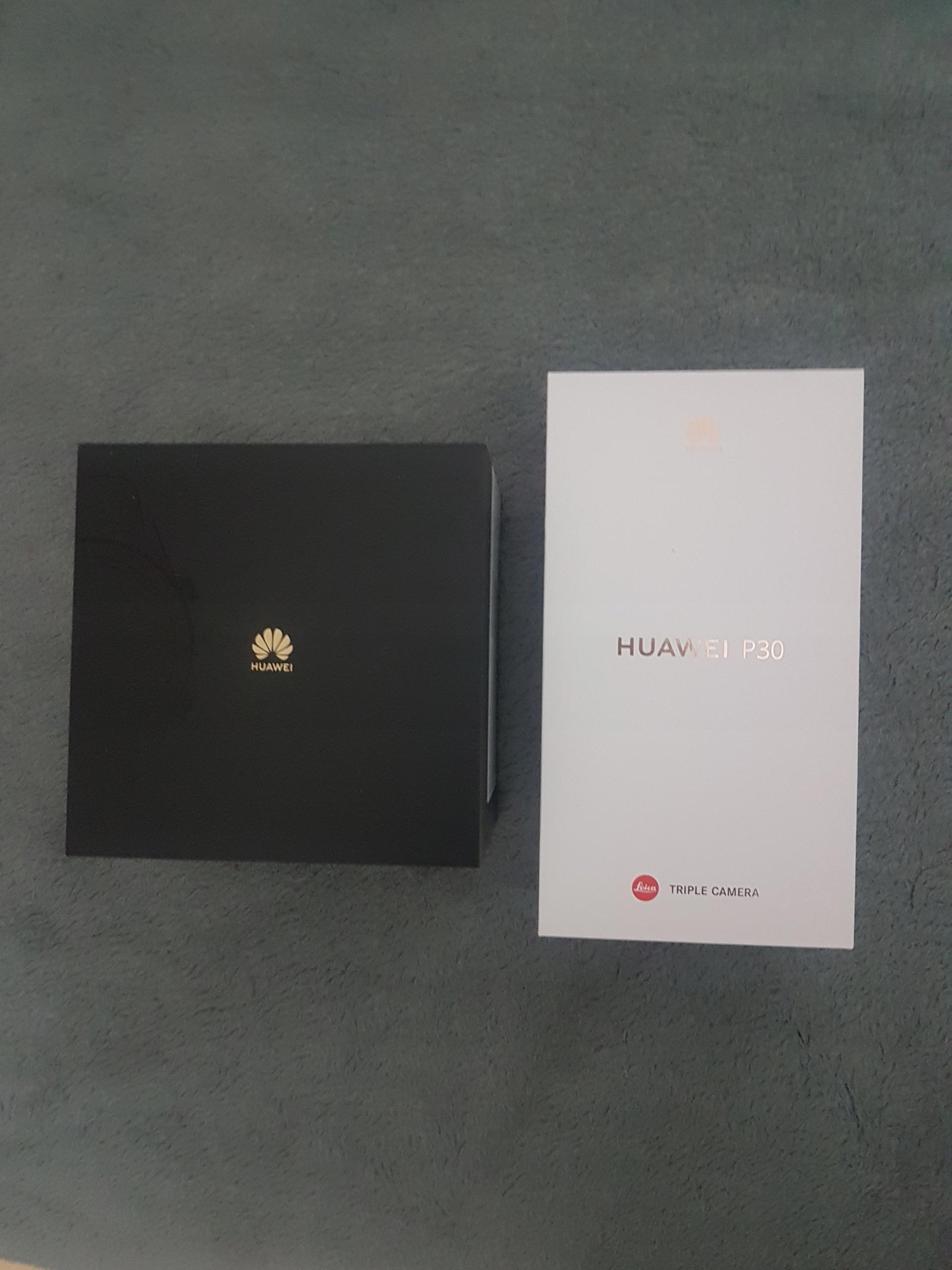 HUAWEI P30 128GB/6GB RAM+ZEGAREK WATCH GT!!NÓWKA!!