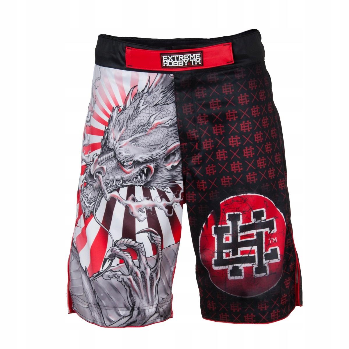 Spodenki męskie do MMA YAKUZA Extreme Hobby 3XL