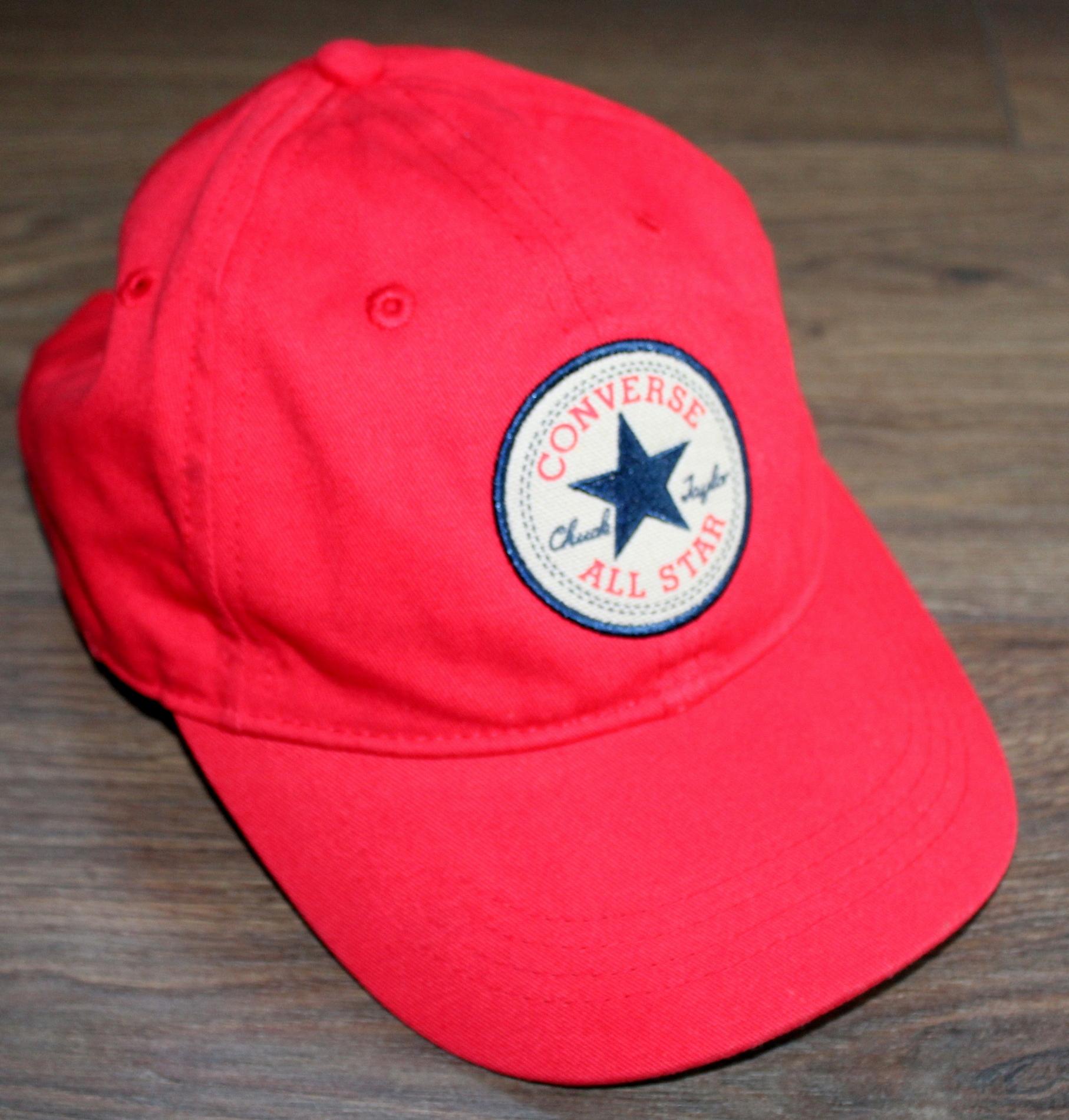 CONVERSE oryginalna czapka bejsbolowa