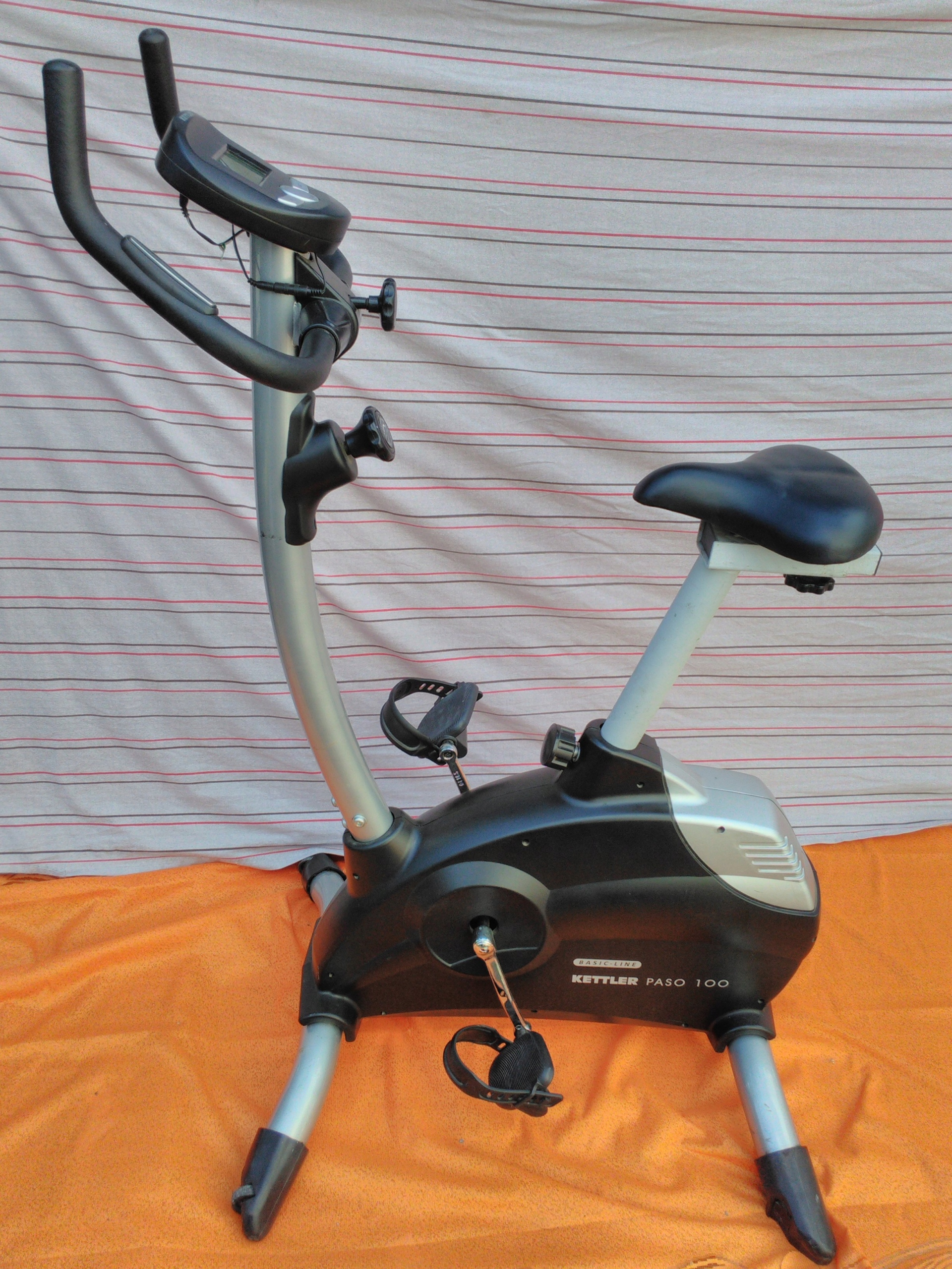 KETTLER PASO 100 ROWER MAGNETYCZNY SOLIDNY