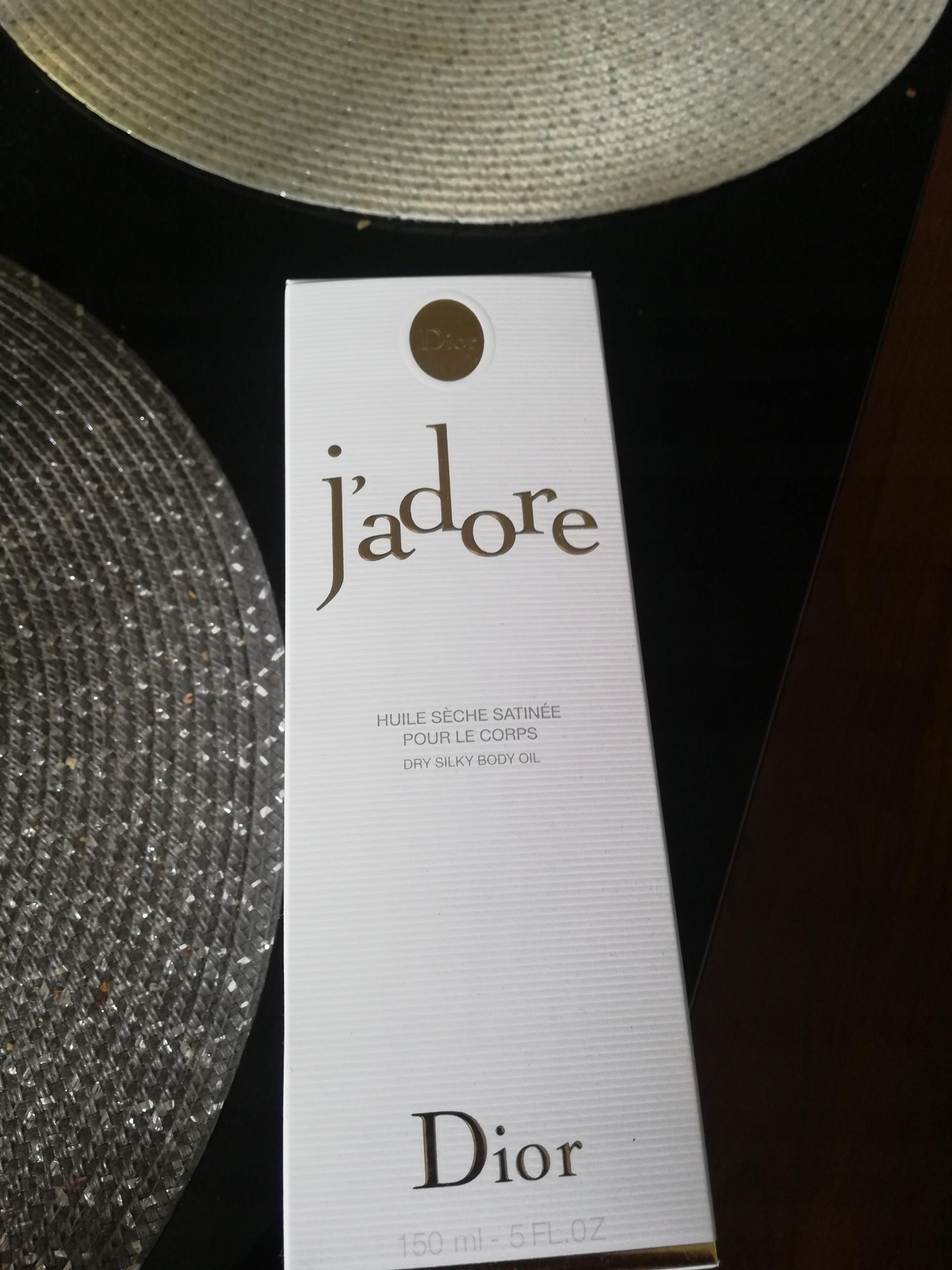 Olejek dior do ciała perfum
