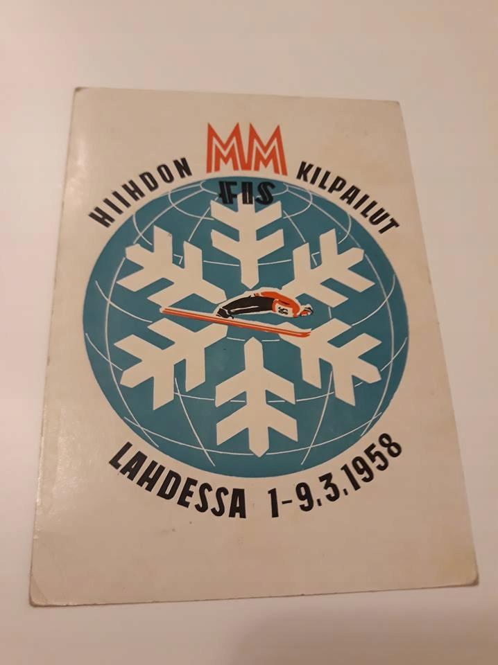 Lahti 1958 Mistrzostwa Świata FIS