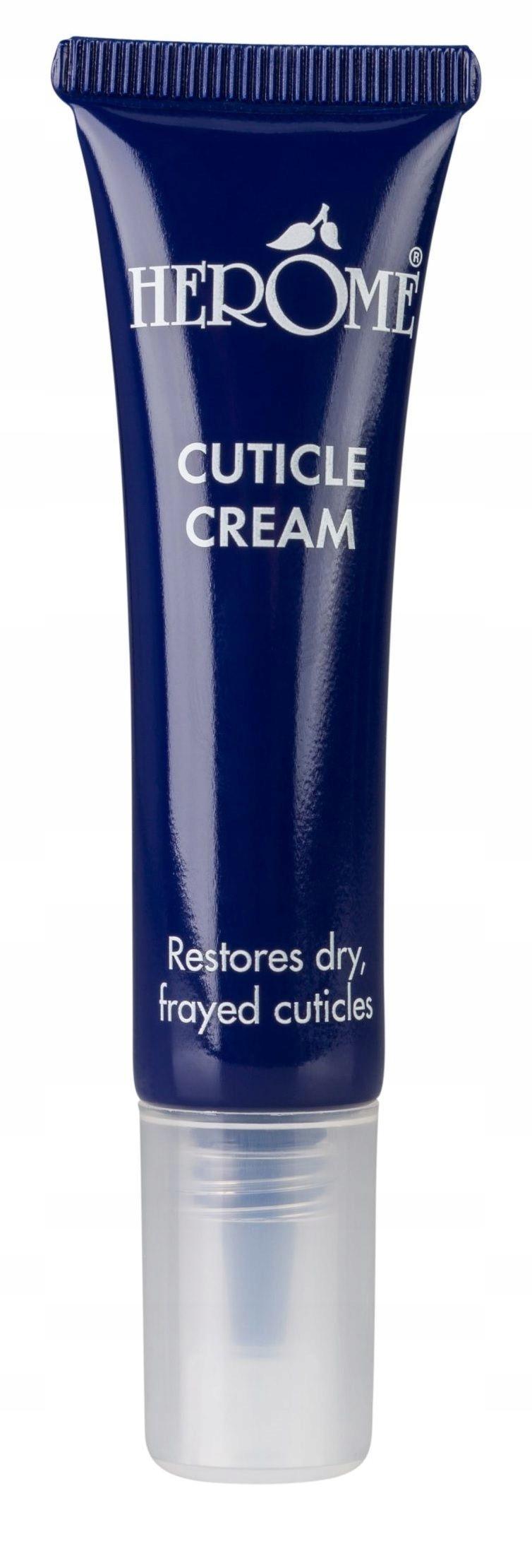 Herome Cuticle Cream krem do skórek 15ml