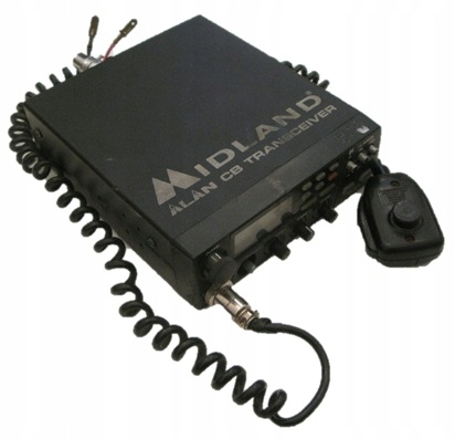 CB Radio ALAN 48plus