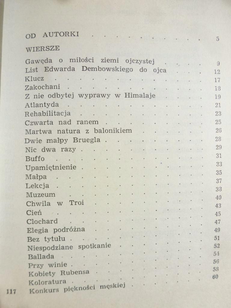 Poezje Wybrane Wisława Szymborska 7801878754 Oficjalne