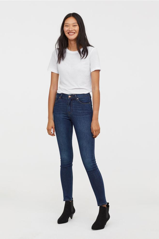 ZARA woman spodnie jeansy r.38 hit