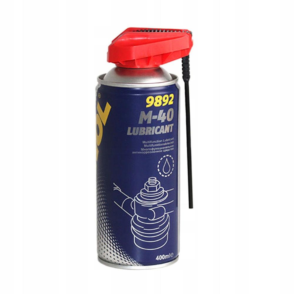 MANNOL M40 LUBRICANT PREPARAT WIELOFUNKCYJNY 400ml