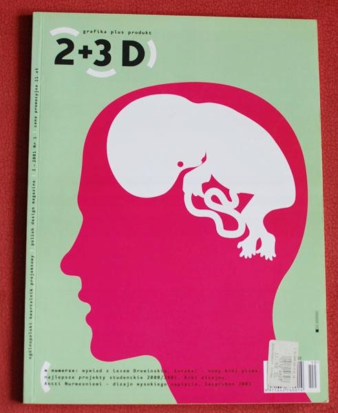 2+3D Numer 1