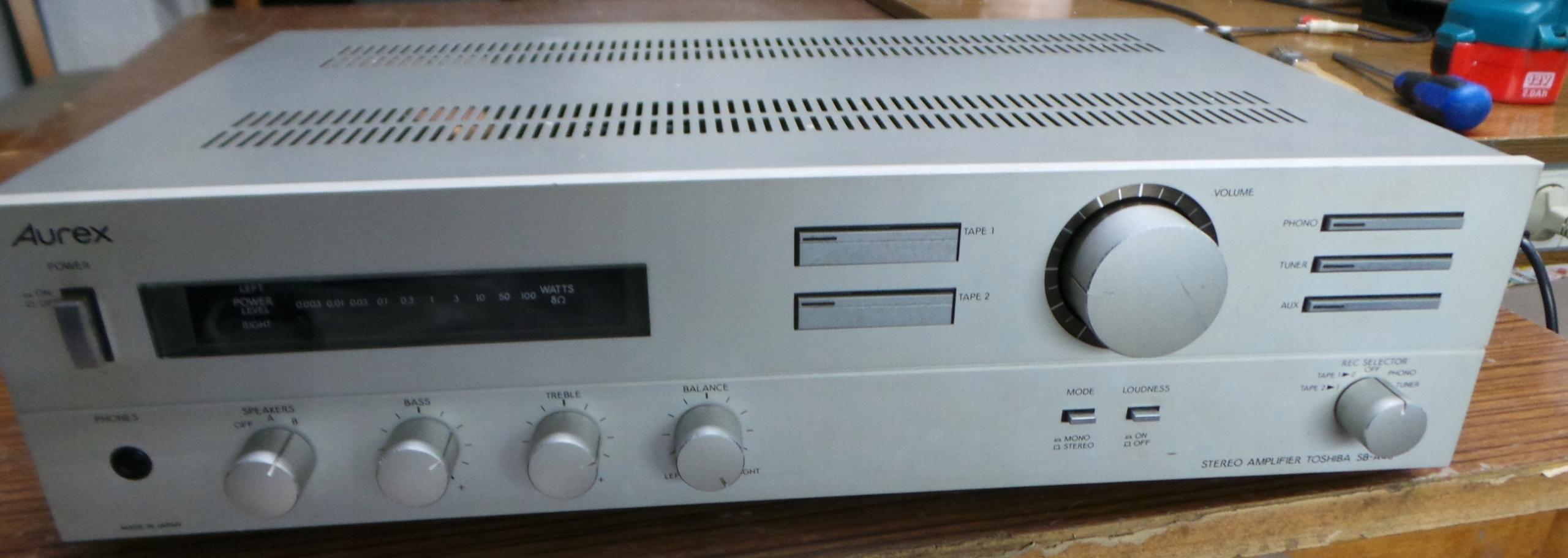 Toshiba Aurex SB-A45