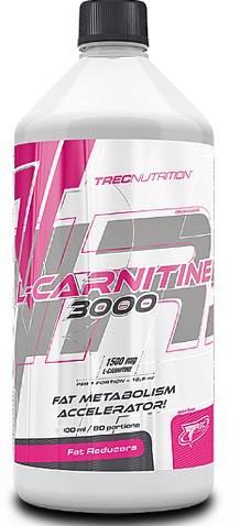 TREC L-CARNITINE 3000 500ml SPALACZ KARNITYNA