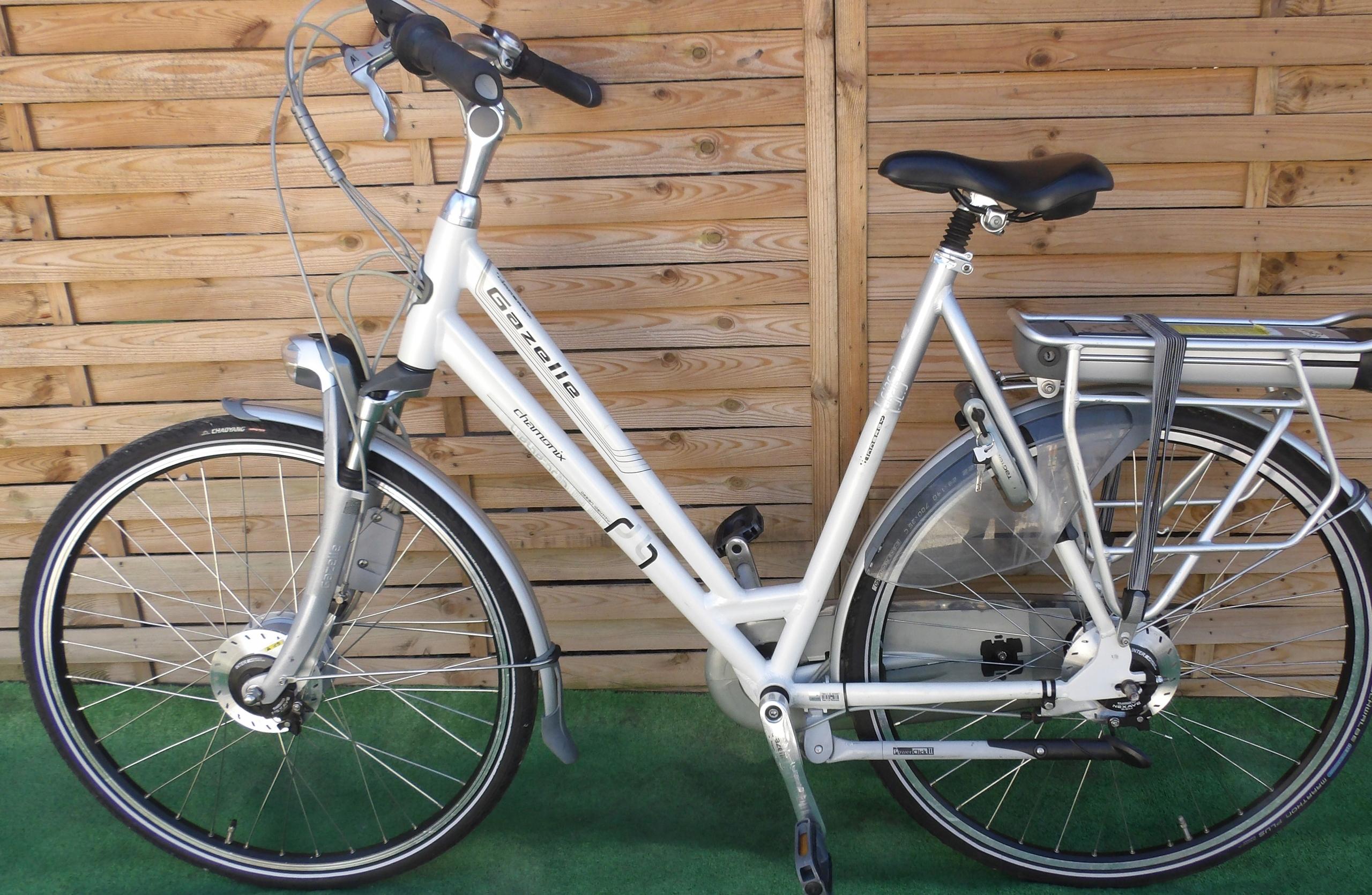 Rower elektryczny Gazelle Chamonix Inergy D61 inne