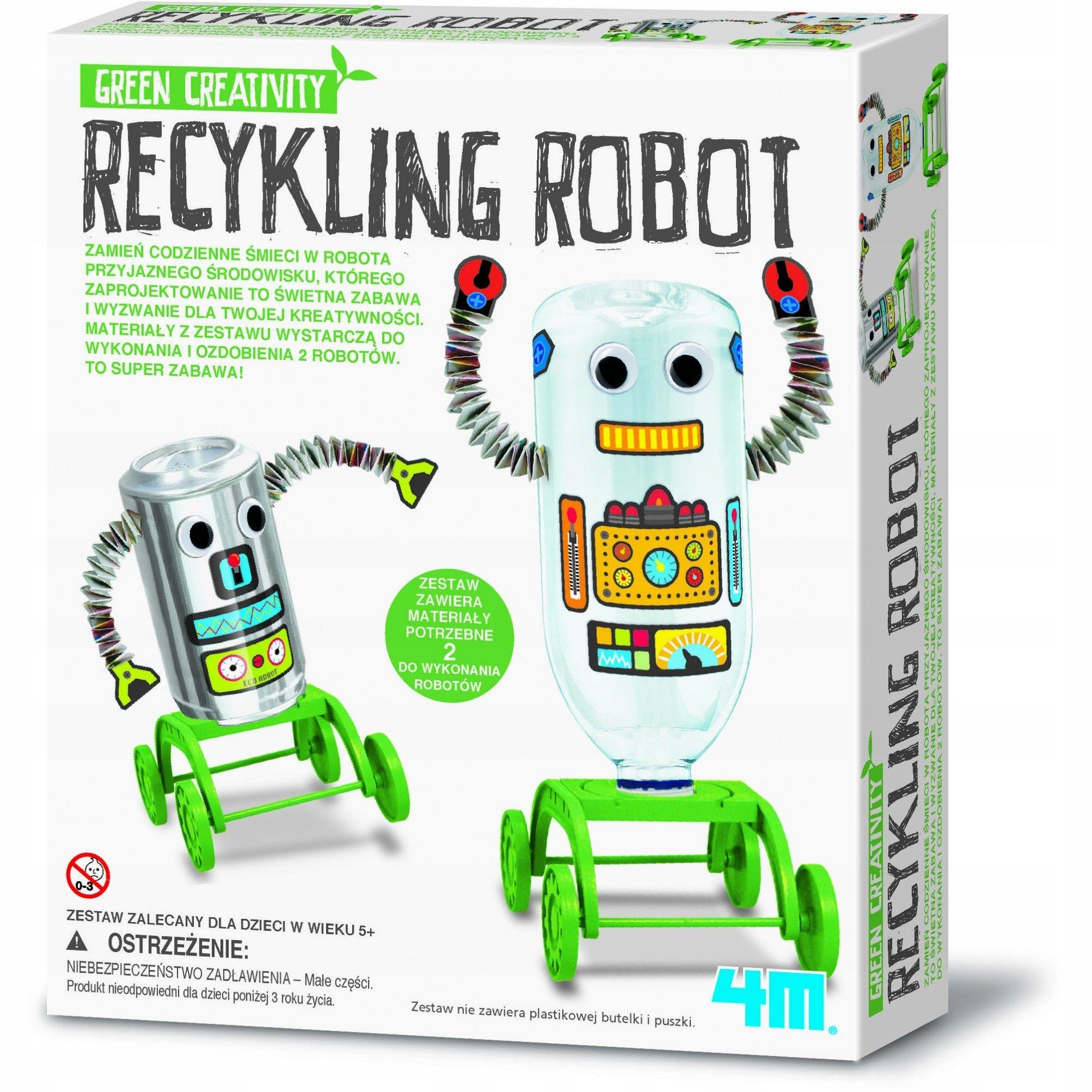 4M RECYKLING ROBOT