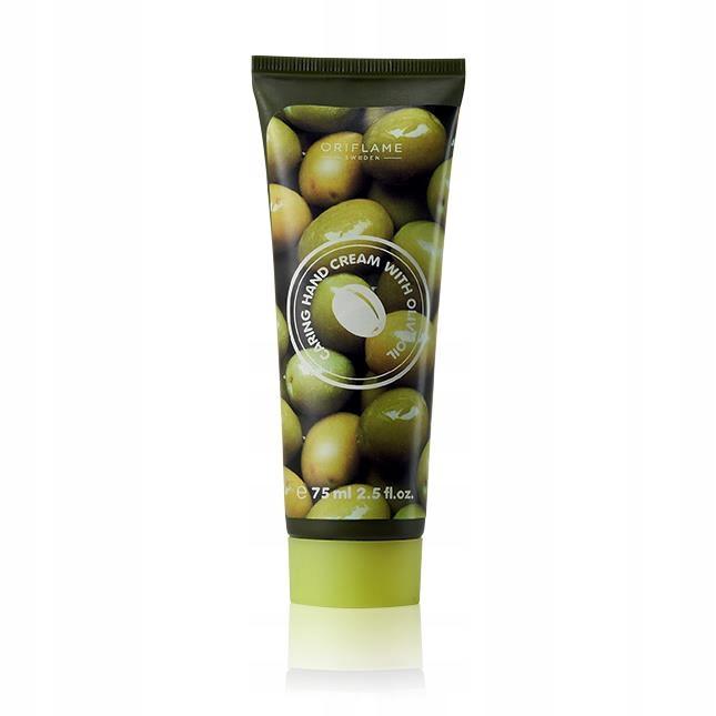 Nawilżający krem do rąk z oliwą z oliwek Oriflame
