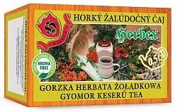 Herbata Gorzka Żołądkowa WSPOMAGA TRAWIENIE Herbex