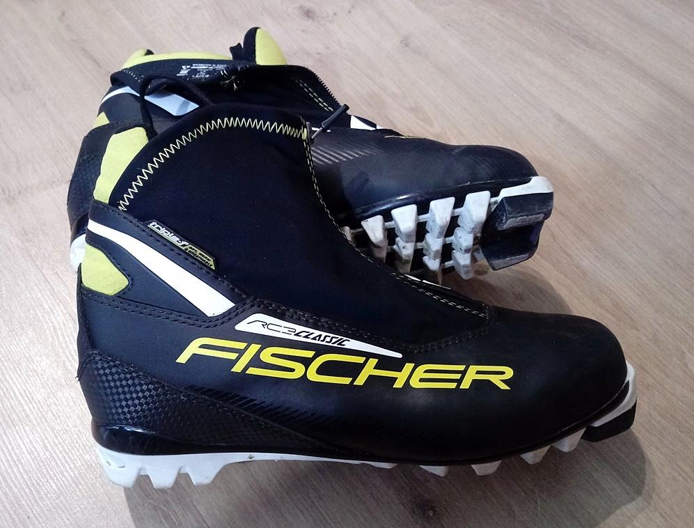 Fischer Rc3 Classic buty biegowe jak nowe r. 41