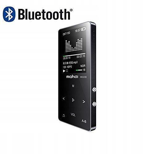 J&R MP3 Bluetooth 8 GB e-book FM radio