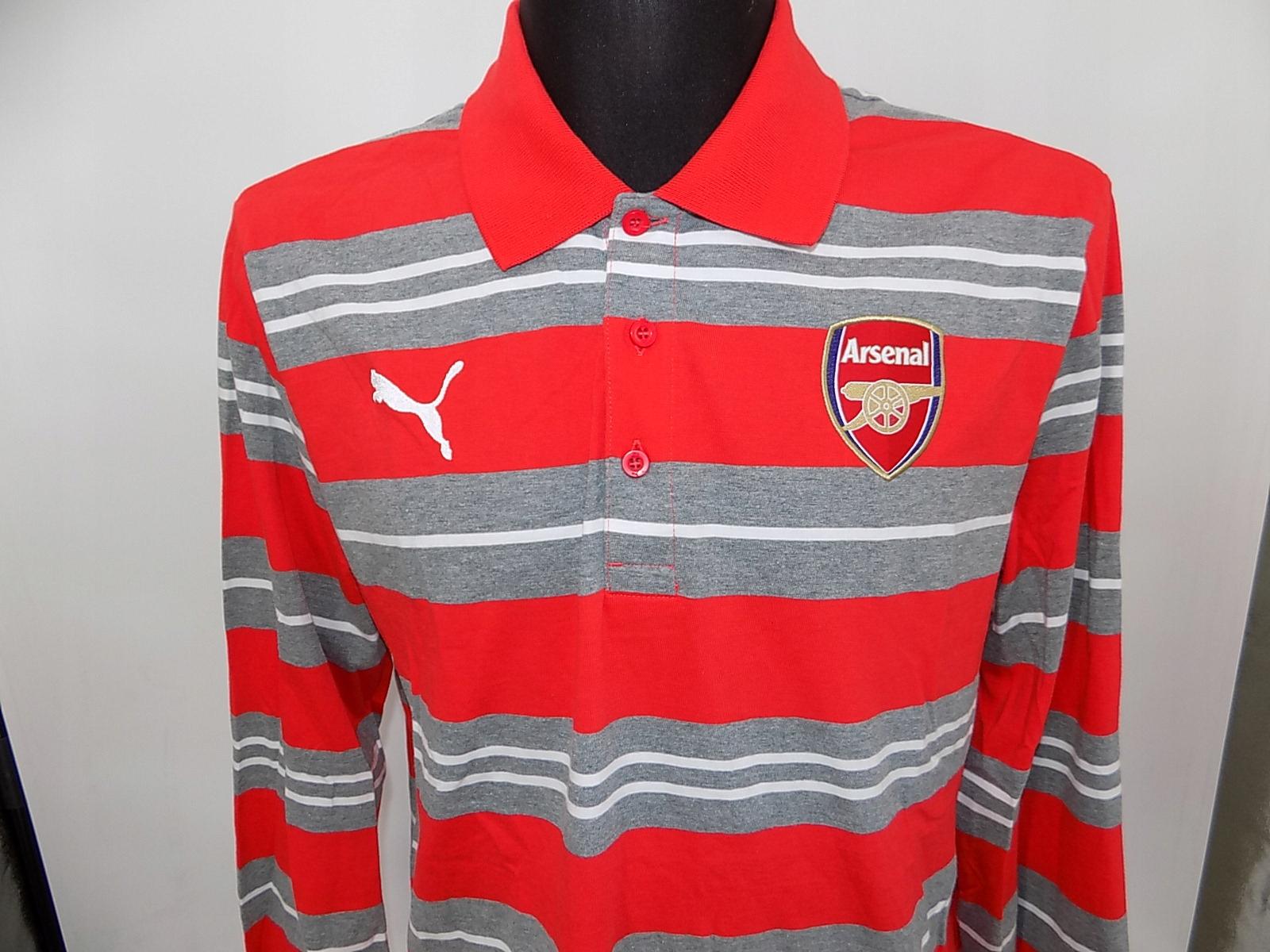 Puma Arsenal Londyn bluza klubowa L