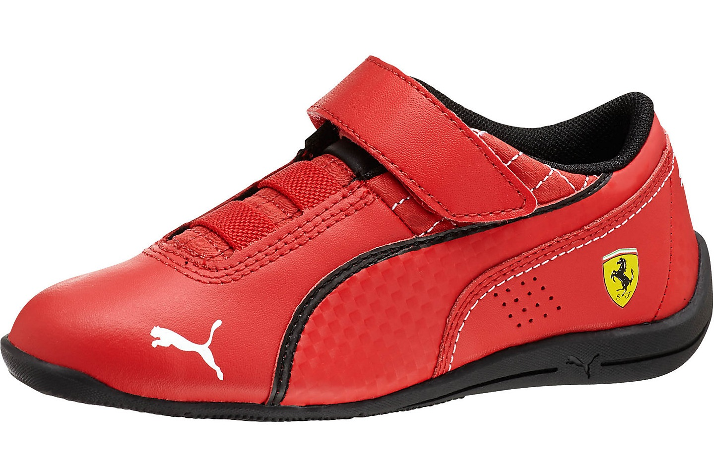 Buty PUMA DRIFT CAT 6 SF V KIDS FERRARI na rzep 28