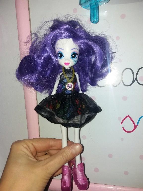 my Little pony lalka