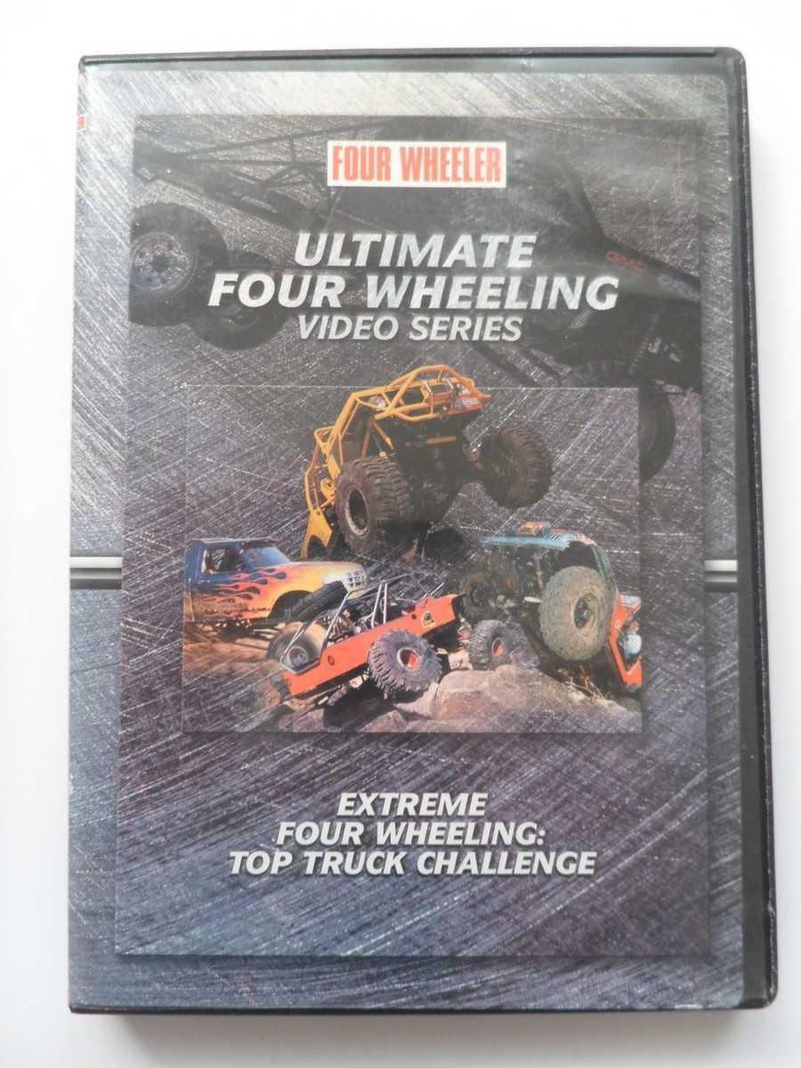 Ultimate Four Wheeling Video DVD