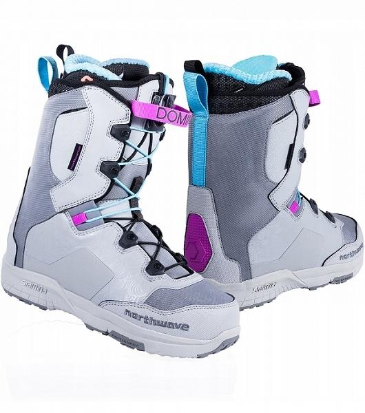 Buty Snowboardowe Northwave Domino grey 18/19 255