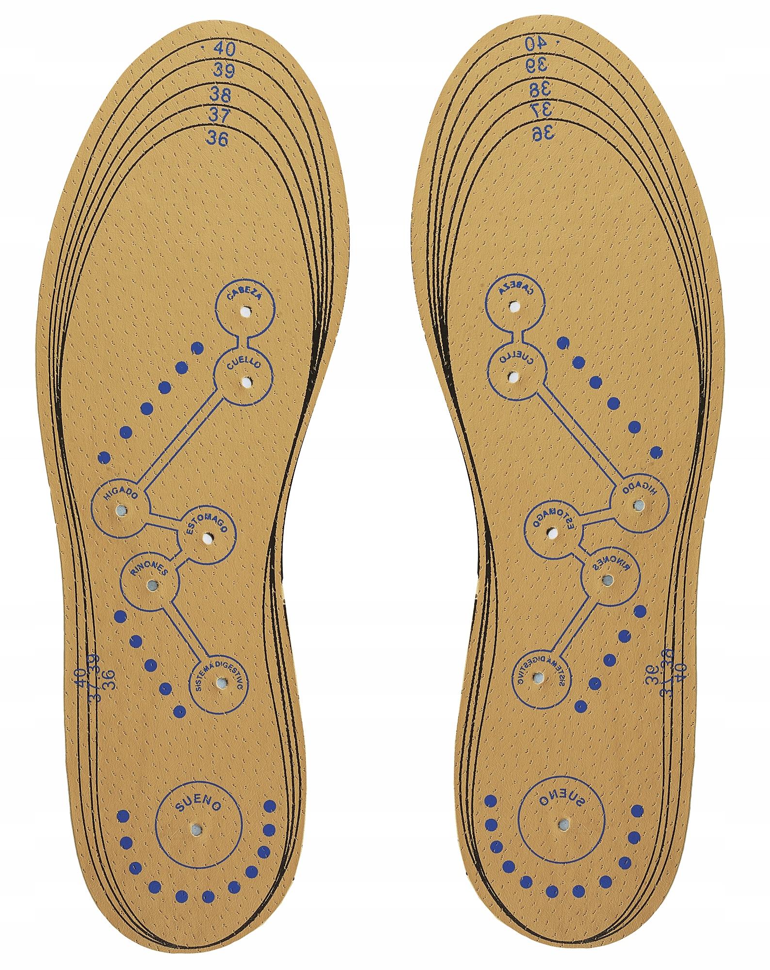 Wkładki do butów żelowe na ostrogi - Niska cena na sunela.eu