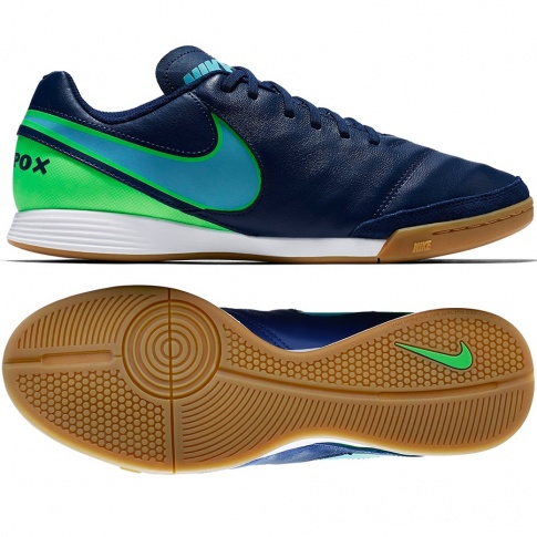 BUTY NIKE TIEMPO GENIO LEATHER IC r42,5 819215 443