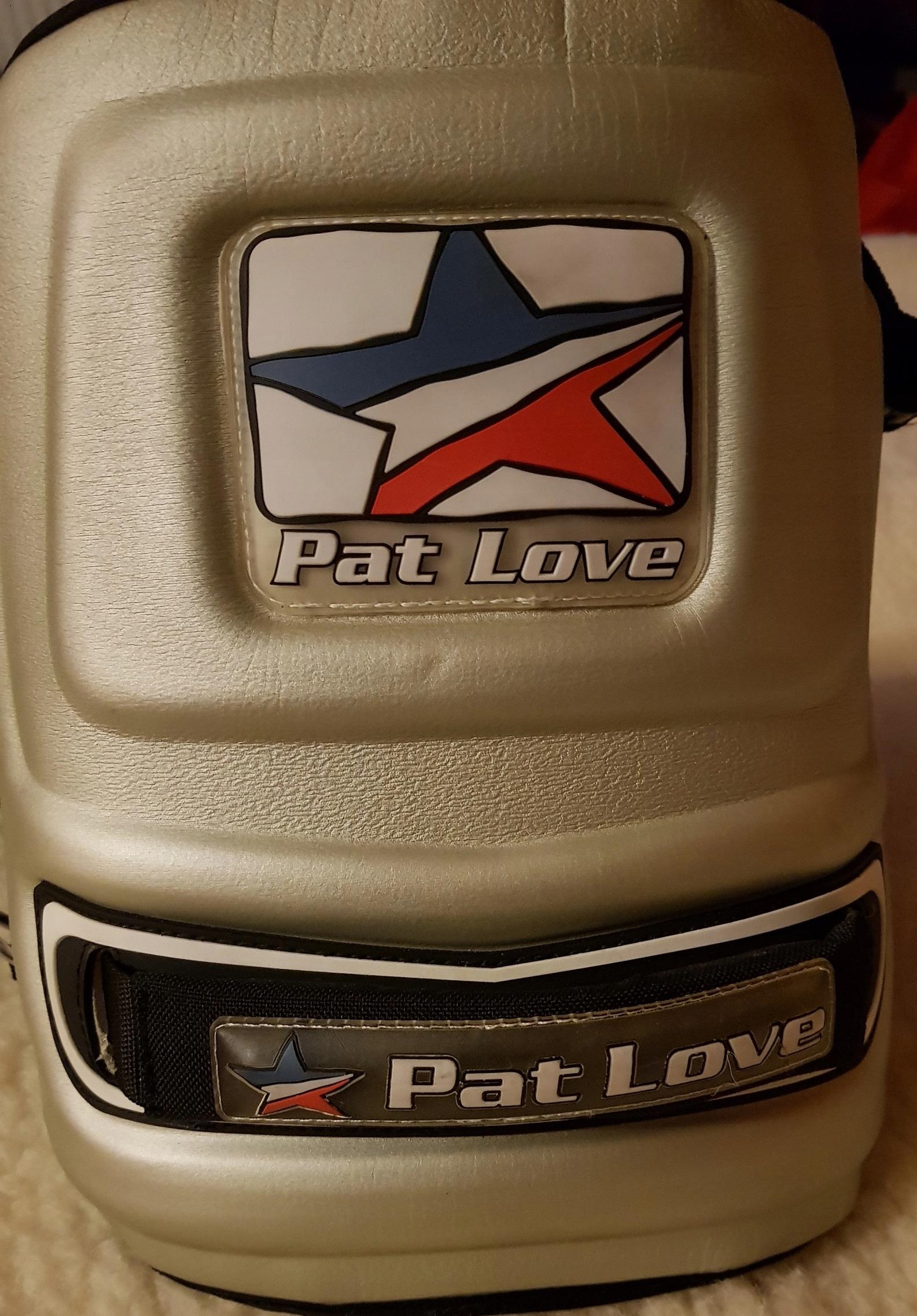 Trapez PAT LOVE X-Cute Perła - biały kruk - NOWY !